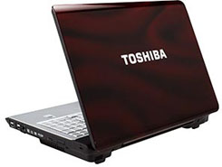 Игровой ноутбук Toshiba Satellite X205-SLI: 45-нм процессор Intel и NVIDIA SLI